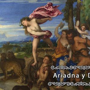 "Tiziano ""Baco y Ariadna"""