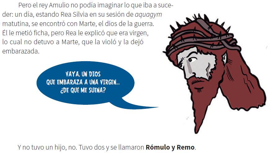 Texto e ilustración de Damián Mollá.